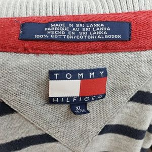 Tommy Hilfiger Shirts - Tommy Hilfiger Mens XL Long Sleeve Polo Shirt